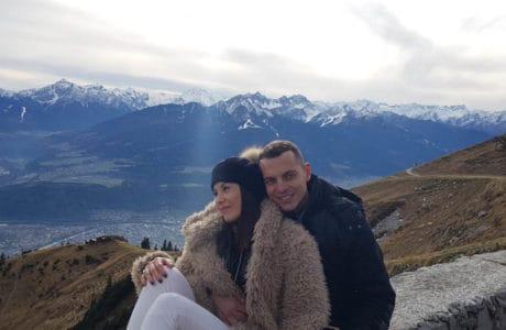 Un imprescindible de Innsbruck. La mejor panorámica. Austria