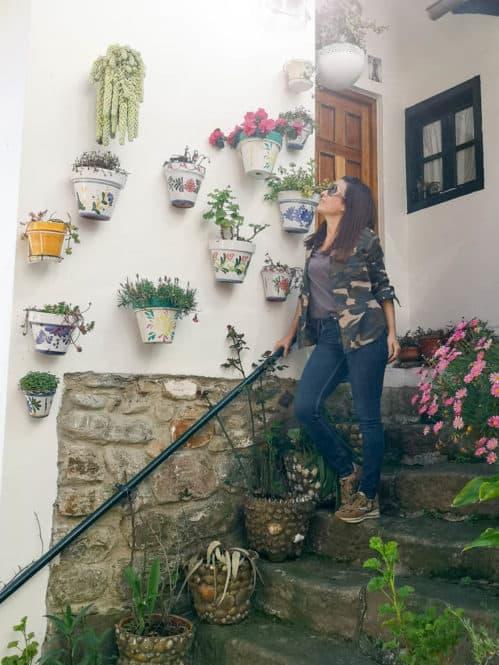 calles de Tazones en Asturias