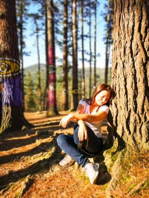 Viajandoconmammi-Viajar-con-niños-Vacaciones-familia-Bosque-de-Oma-Bizkaia