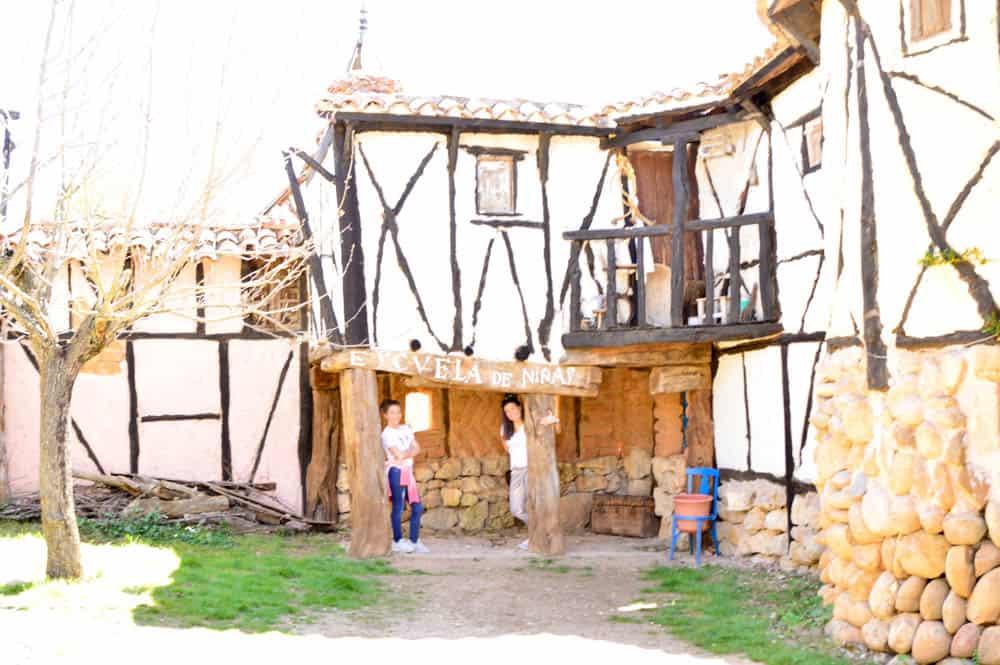 Territorio Artlanza. Parque Temático Medieval en Burgos. Burgos
