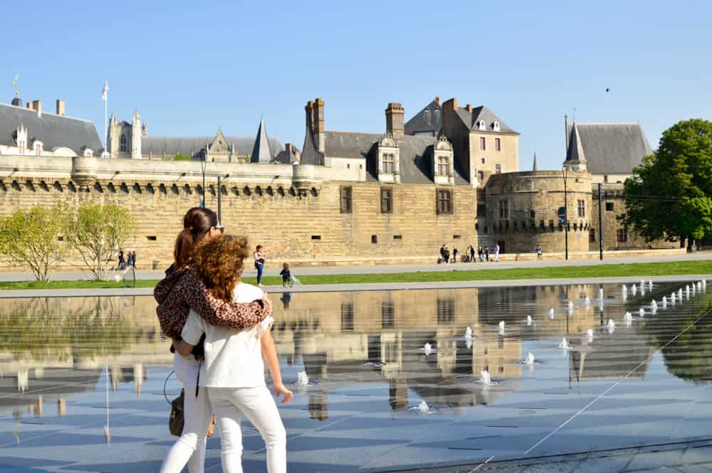 Un viaje de fantasía por el Loira Atlántico. Francia con niños Europa