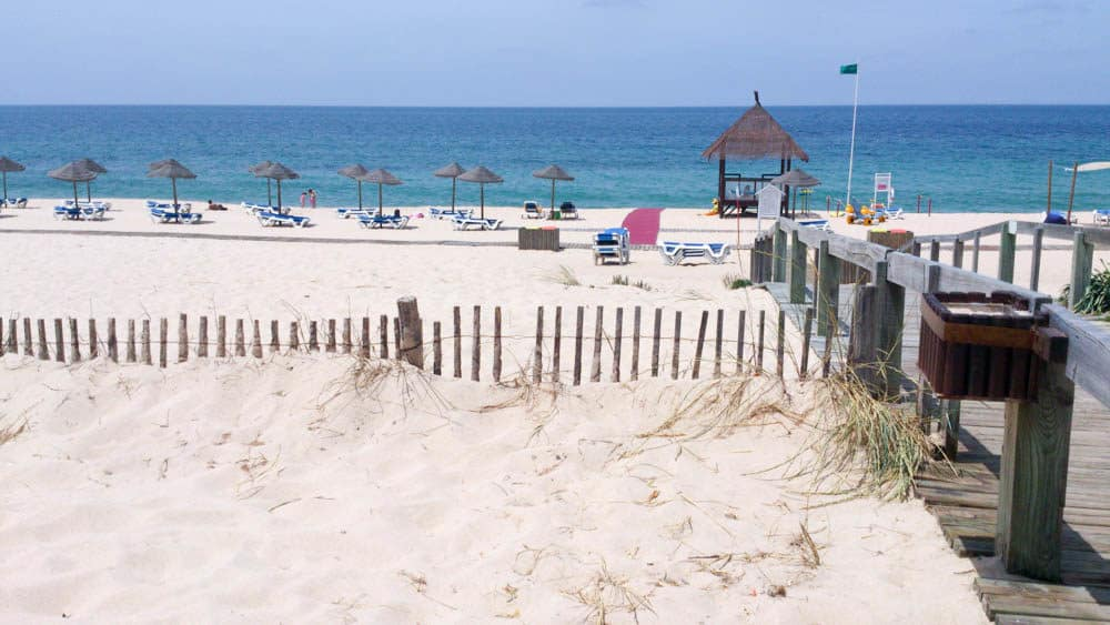 Triunfa eligiendo la playa de Comporta en Portugal Alentejo