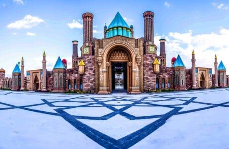 El Parque Temático más grande de Europa y Asia. Turquía con niños Parques temáticos