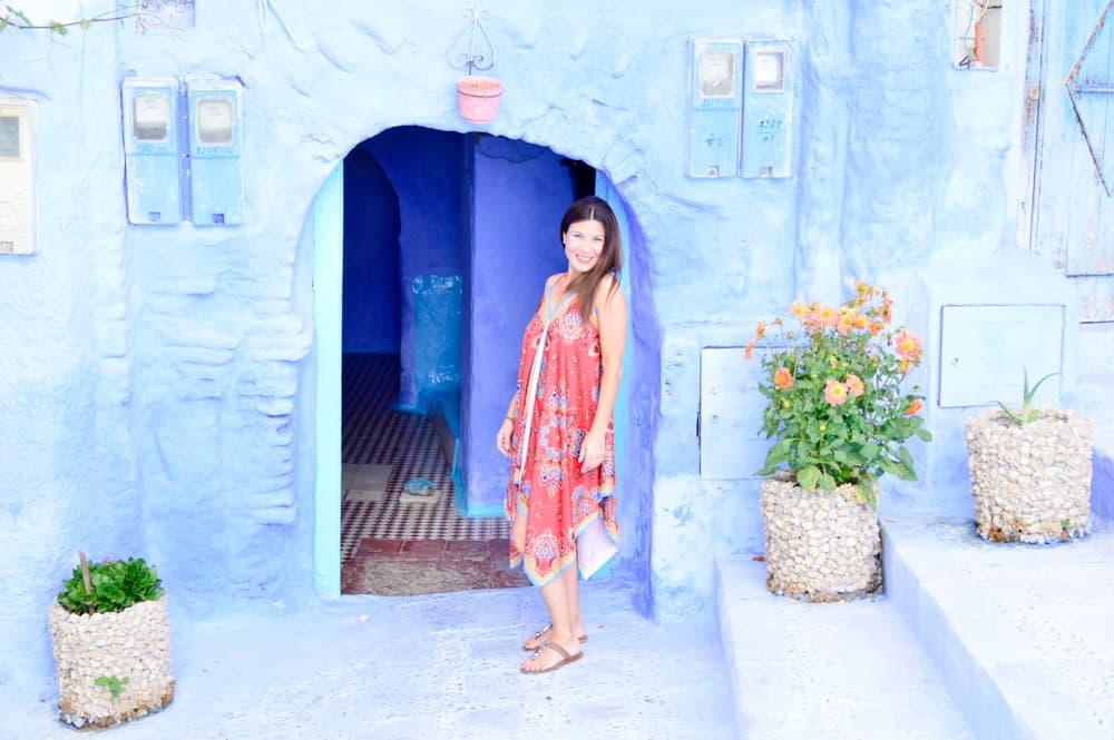 Donde dormir en Chefchaouen, la ciudad azul de Marruecos África