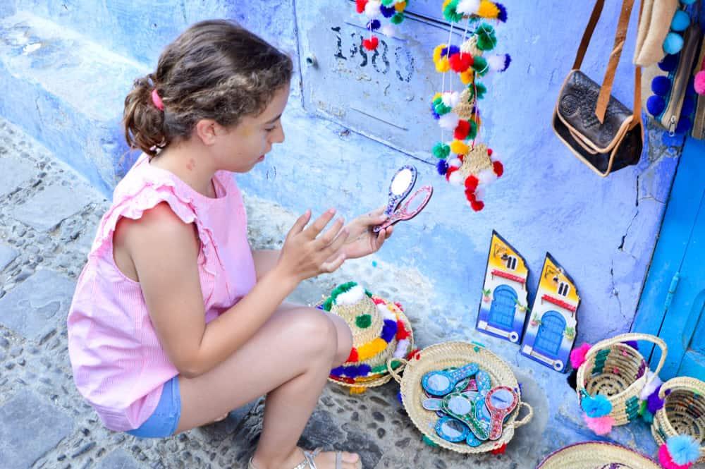Viajandoconmammi-Viajar-con-niños-Vacaciones-familia-planes-con-niños-en-Chaouen-Chefchaouen-Marruecos-Africa-Ciudad-Azul