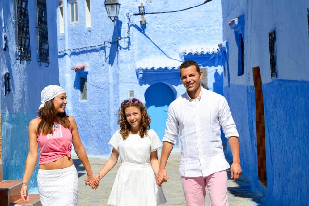 Viajandoconmammi-Viajar-con-niños-Vacaciones-familia-planes-con-niños-en-Chaouen-Chefchaouen-Marruecos-Africa-Ciudad-Azu