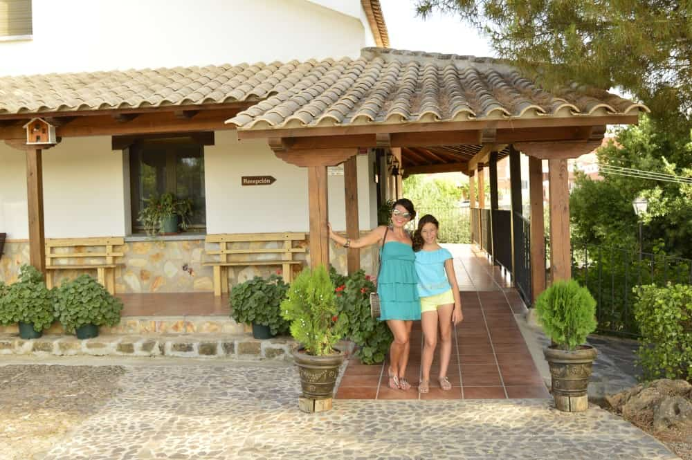 Casa Rural los Laureles, mucho más que un alojamiento. España