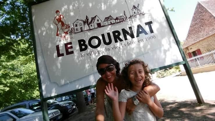 Le Bournait parque temático