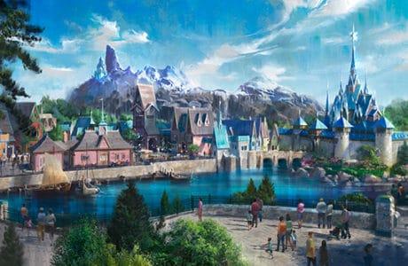 Gran ampliación en Disneyland París. Frozen Land y mucho más. Europa