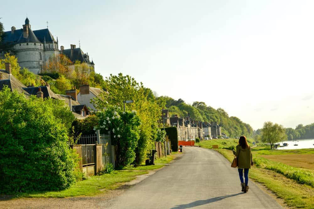 Viajandoconmami-Castillos-de-loira-Chaoumont-sur-Loire-Francia-con-niños-viajar-con-niños
