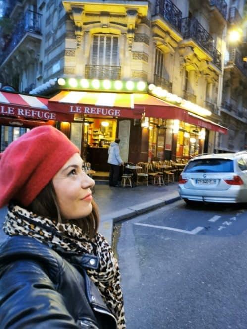 Le Refuge en París