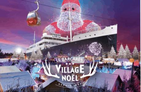 Descubre la Mágica Villa Navideña de Port Barcarés. Sur de Francia Europa