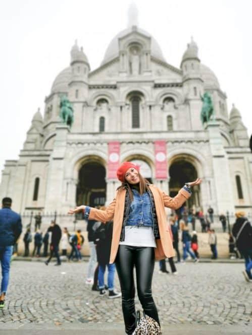 Sacre Coeur de París