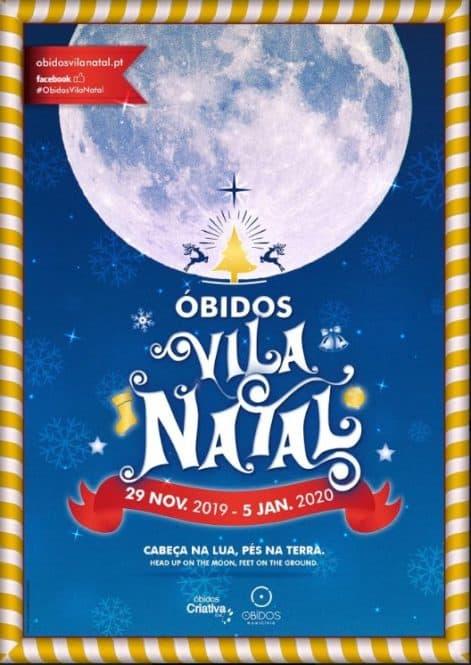 Descubre Óbidos Vila Natal, espíritu navideño en Portugal
