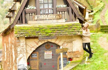 ¿Qué pueblos visitar en el sur de Francia?. Vive un cuento Parques y Jardines con niños