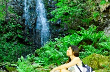 La Cascada de Belaustegi. El secreto del Gorbea. Actividades con niños