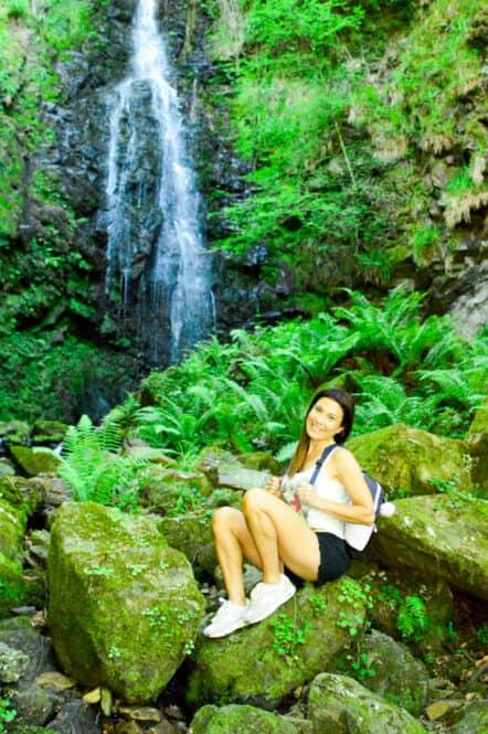 Cascada de Belaustegi