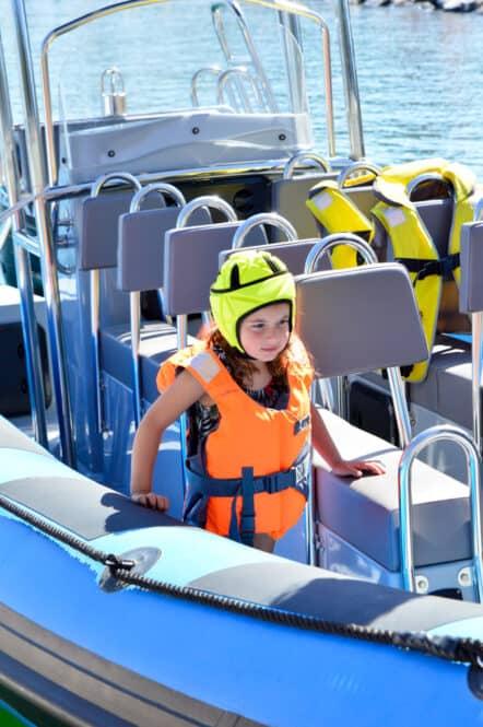 Banana Boat con Water Joy en Hondarribia