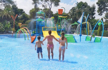 Splash en Playa Montroig Camping Resort Tarragona