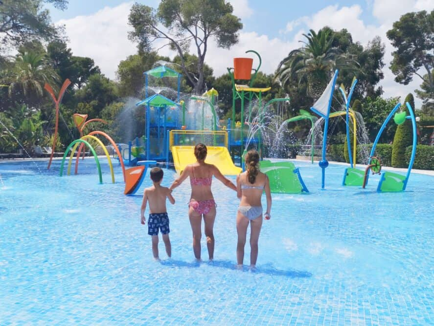 Playa Montroig Camping Resort. 1 Pedacito de paraíso en Tarragona Europa