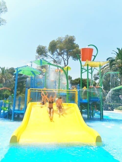 Splash en Playa Montroig Camping Resort Tarragona