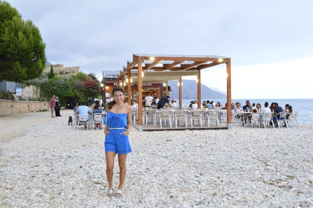 Restaurante Arrecife en Altea