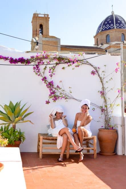 Apartamento en la Calle Major de Altea en Alicante
