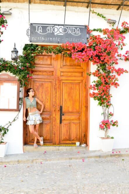 La Gioconda Restaurante Pizzería de Altea en Alicante