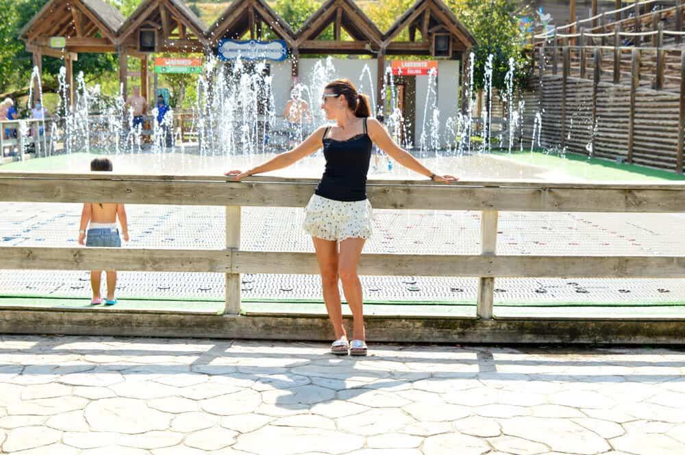 Laberinto de Chorros en Senda Viva, Navarra