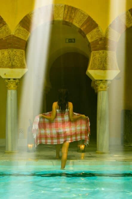 Hamman Al Ándalus, baños árabes en Córdoba