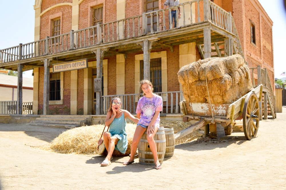 Parque Oasys Mini hollywood en Tabernas, Almería