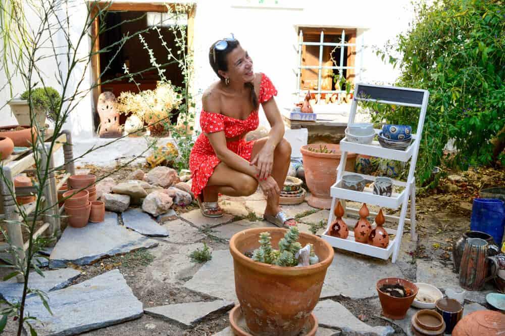 tienda de cerámica Nijar en Almería