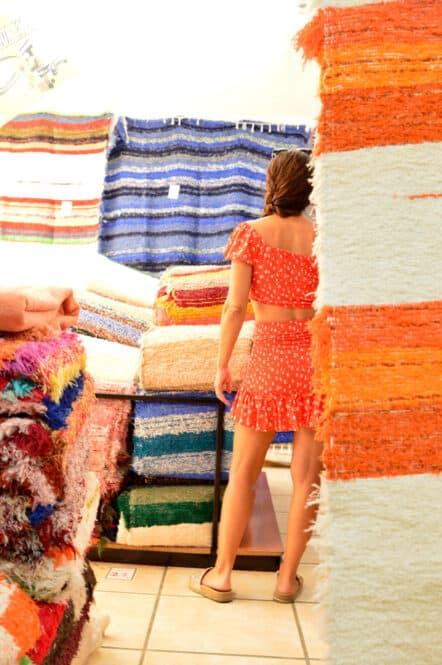 Tiendas de tapices en Nijar Almería