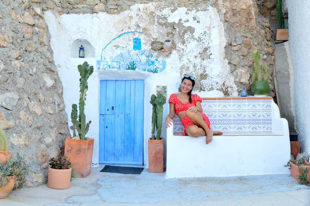 Casco Histórico de Nijar en Almería