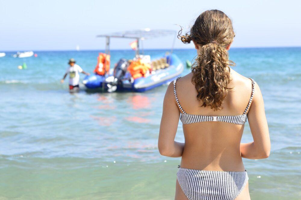 Excursión en Barco con Rolling Almería