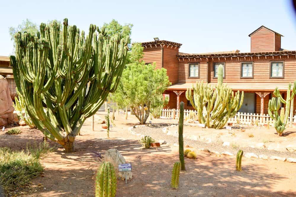 Parque temático Oasys MiniHolliwood en Almería