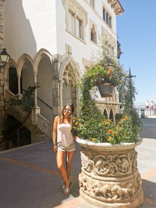 Roc de San Gaietá en Tarragona
