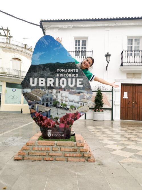 Ubrique en Cádiz, Andalucía