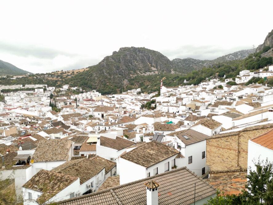 Mirador el Calvario de Ubrique en Cádiz, Andalucía