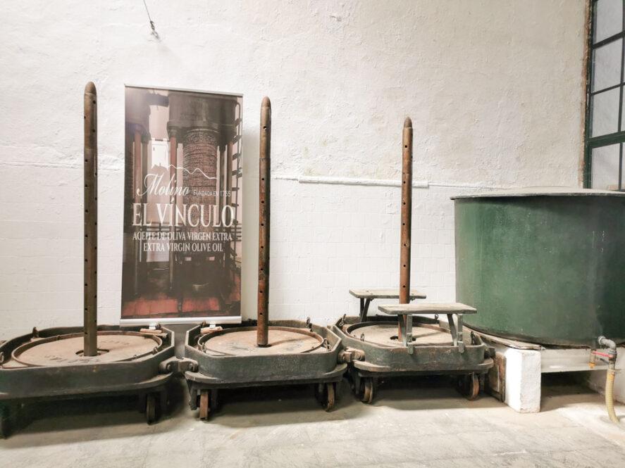 Almazara del Aceite el Vínculo en Cádiz, Andalucía