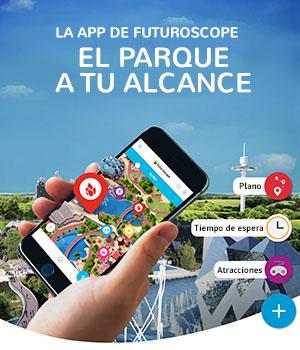 App de Futuroscope Parque de Atracciones