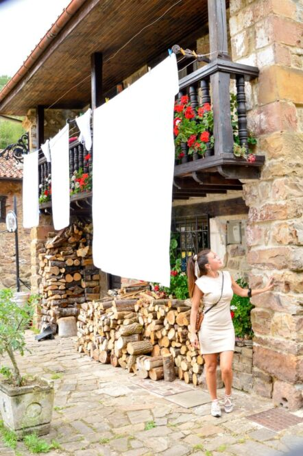 Bárcena Mayor en Cantabria