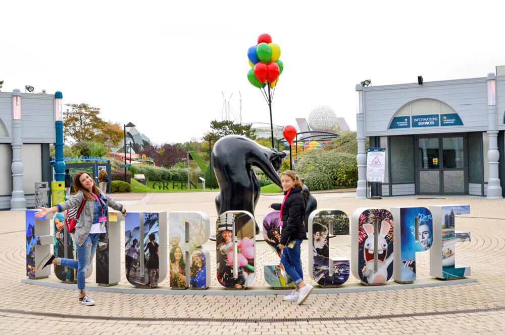 Futuroscope Parque de Atracciones