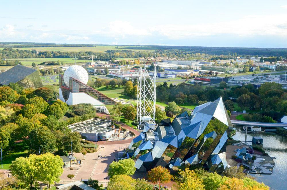 Parque de Atracciones de Futuroscope