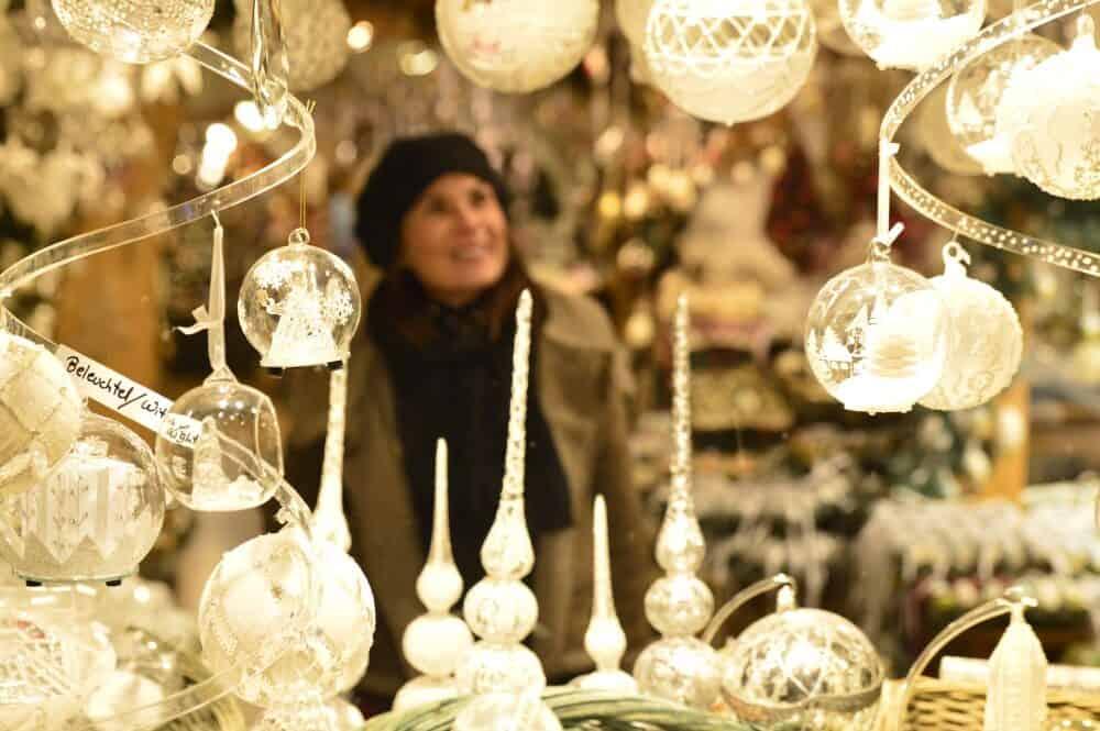 Tiendas de Navidad