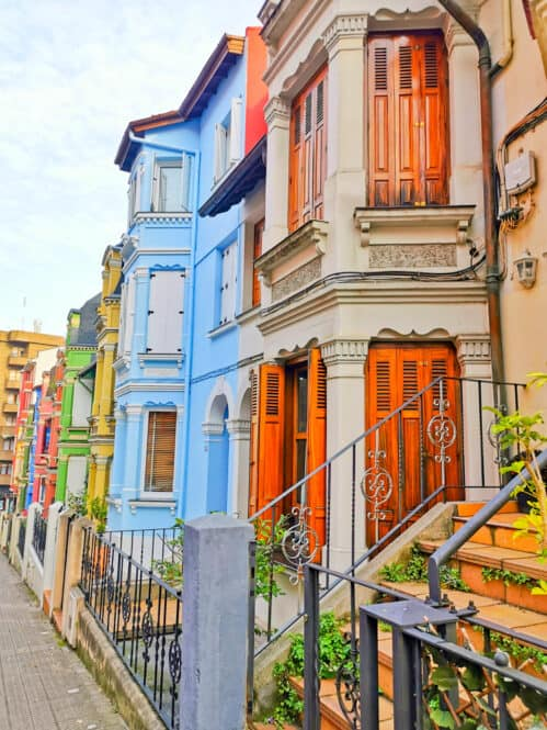 Barrio-de-Irala-Bilbao-Casas-estilo-inglés