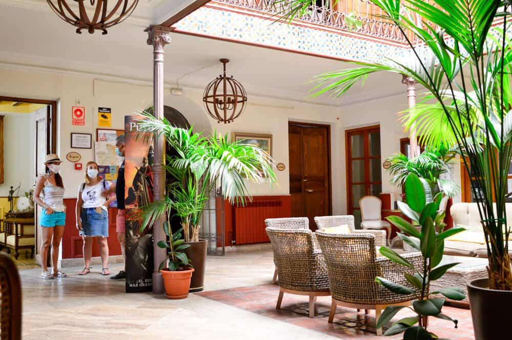 Viajandoconmami-Hotel-Rural-la-Vida-de-Antes-Consuegra-Toledo
