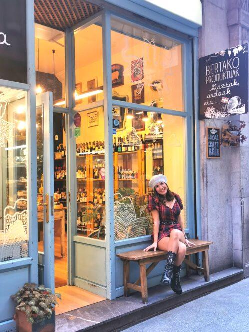viajandoconmami-la-quesería-Bilbao