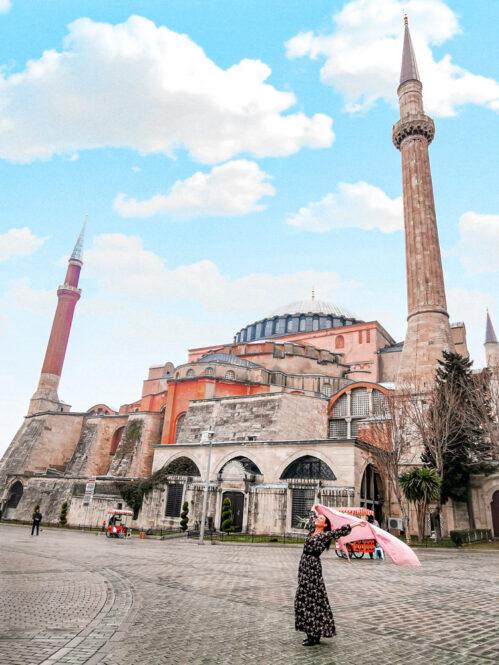 Viajar a Estambul Turquía