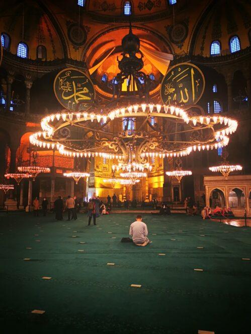 Mezquita-Santa-Sofía-Estambul-Turquía